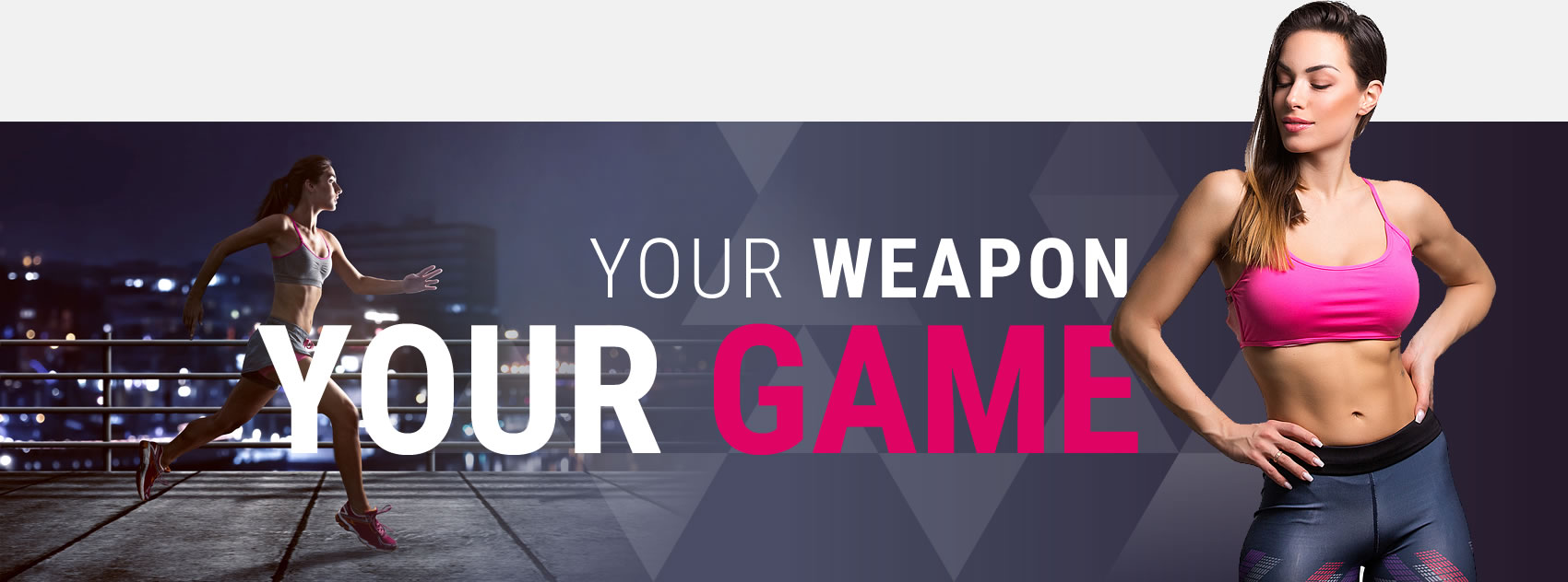 Your weapon your game