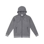 Greater Than A Carving Zip Hood Sweatjacke