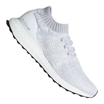 adidas Ultra Boost Uncaged Running Weiss Grau
