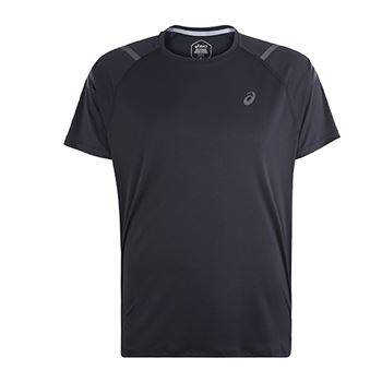 Asics Icon Top T-Shirt Running Schwarz F001