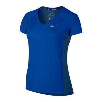 Nike Dry Miler Top T-Shirt Running Damen F452