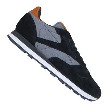 Reebok Classic Leather CH Sneaker Schwarz Weiss