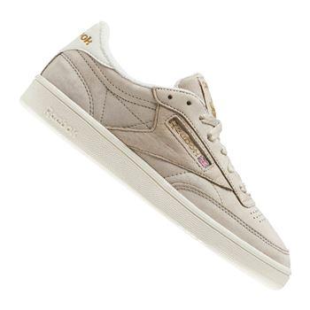Reebok Club C 85 Vintage Sneaker Damen Beige