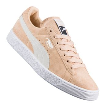 PUMA Suede Classic Sneaker Damen Beige F08