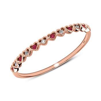 Ring 585er Gold DR0445