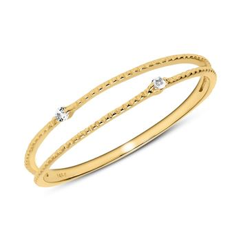 Ring 585er Gold DR0450