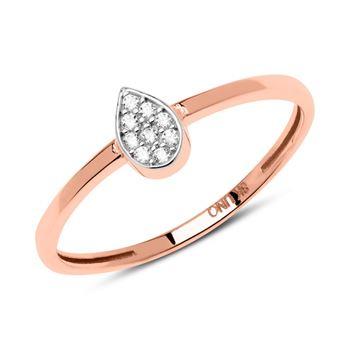 Ring 333er Gold GR0156
