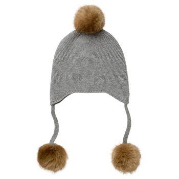 Johnstons of Elgin Cashmere Hat Ear Flap