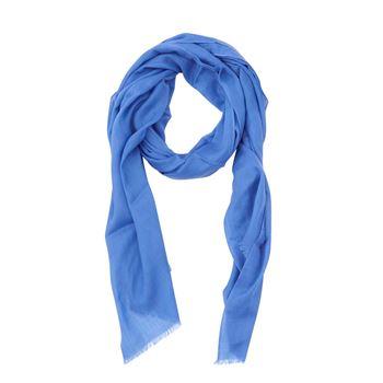 Passigatti Wollschal 70 x 200 cm Snorkel Blue