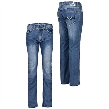 Antique Rivet Herren Jeans Mike