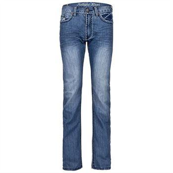 Antique Rivet Herren Jeans Mike