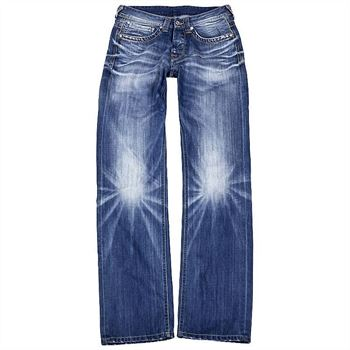 Pepe Jeans Herren Jeans Kingston Blau