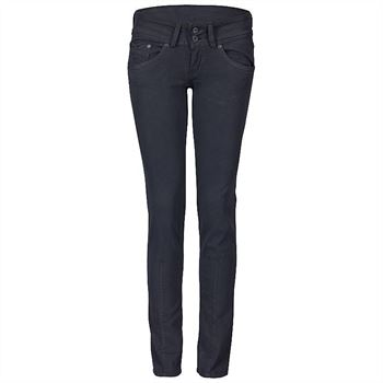 Pepe Jeans Damen Jeans Canvas Brooke Anthrazit