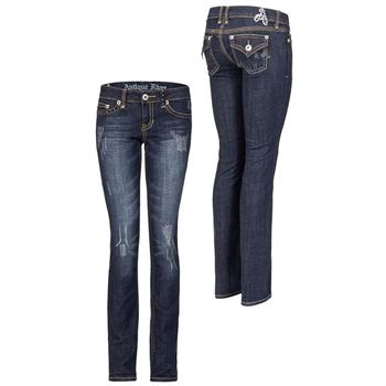 Antique Rivet Damen Jeans Liz