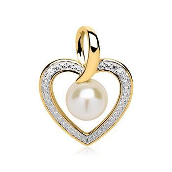 Diamantanhänger 585er Gold DP0164 - SL