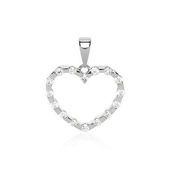 Diamantanhänger 585er Gold DP0171 - SL