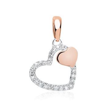 Diamantanhänger 585er Gold DP0206 - SL