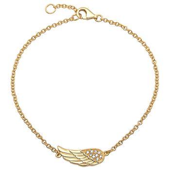 Armband Silber vergoldet SB0196