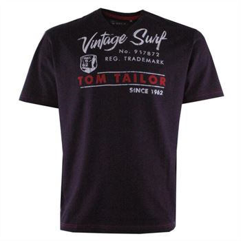 "Tom Tailor Herren T-Shirt ""Since T"""