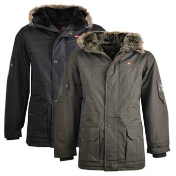 "Geographical Norway Herren Jacke/Parker ""Alaska"""