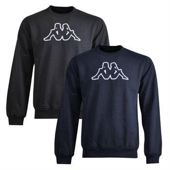 Kappa Herren Sweatshirt Pullover 301Y170