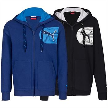 Puma Sweatjacke Jacke Graphic Fleece