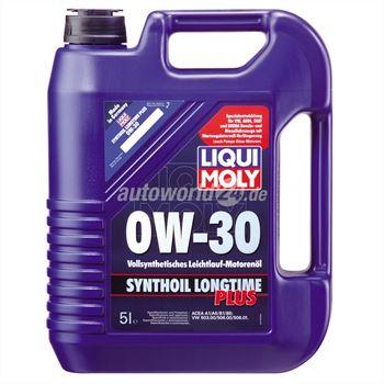Liqui Moly Synthoil Longtime Plus 0W-30, 5Liter