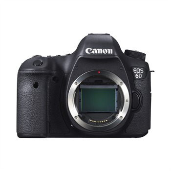 Canon EOS 6D SET VARIABEL