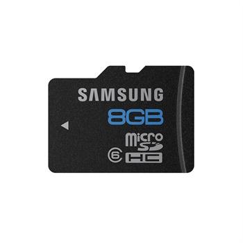 8GB microSDHC Class 6 Essential