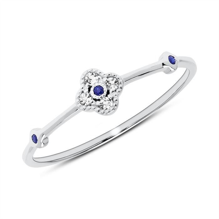 Ring 585er Gold DR0457