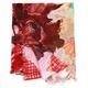 Passigatti Schal mit Blumendigitalprint 95 x 180cm